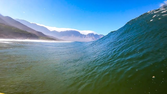 RAW Bodyboard POV at Caves, South Africa (March 2019)