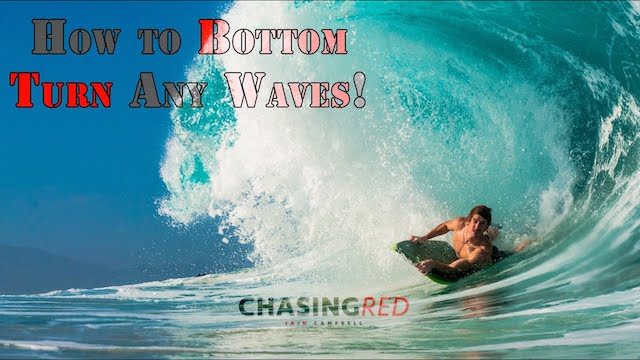 Bodyboard Bottom Turn Explained